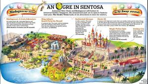Orlando Universal Studios Map by Singapore Universal Studio Map Map Of Universal Studio Singapore