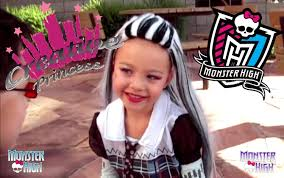 monster high video from the creative princess girls youtube