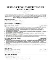 Resume Example For A New Teacher New Teacher Resume Examples   new teacher resume examples Pinterest