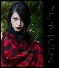 Rebecca - schwarz in rot - - Bild \u0026amp; Foto von Sönke Pencik aus ... - 6839581