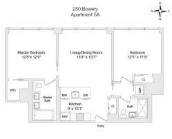 New York Apartments Floor Plans by Gigi Hadid Lists New York Apartment Popsugar Home