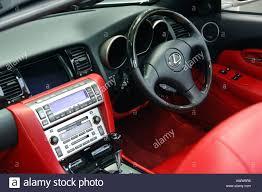 lexus convertible photos silver lexus sc 430 convertible car interior at toyota u0027s odaiba