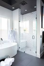 best 25 black and white master bathroom ideas on pinterest