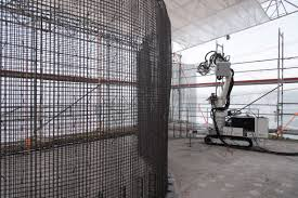 Robotic Wall Researchers Are Using 3d Printing And Robots To Design Plan And