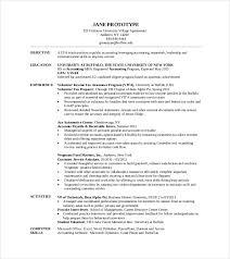 Financial Resume Sample by Sample Mba Resume Finance Resume Sample Mba Template And