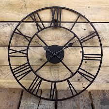 Jcpenney Clocks Exceptional Outdoor Garden Clocks 1 Large Outdoor Garden Wall