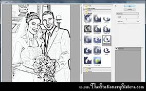 turning pictures into coloring pages use photoshop to turn photos into printable coloring pages