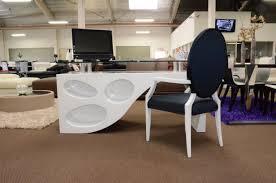 Modern White Office Desks Contemporary White Office Desk