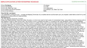 Job Application Letter Address