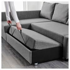 Sleeper Sofa Chaise Lounge by Friheten Corner Sofa Bed With Storage Skiftebo Dark Grey Ikea