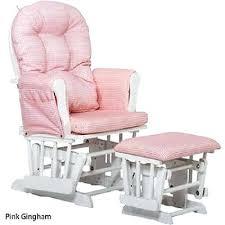 ottoman upholstered rocking chair glider glider rocking chair