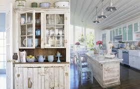 Shabby Chic Kitchen Cabinet Download Shabby Chic Kitchen Ideas Michigan Home Design