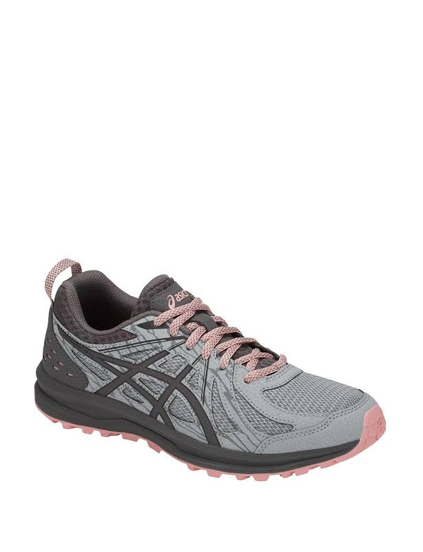 Asics Frequent Trail Running Shoes Black, 7.5