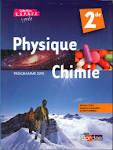 2nde physique chimie nouveau programme : cours, TP, exercices, DS ...