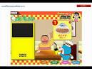 เกมส์ 250 โดเรม่อนเสริฟอาหาร - YouTube
