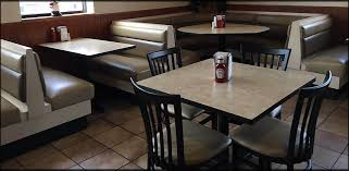 Restaurant Furniture Seating Commercial Booths Custom Banquettes - Commercial dining room chairs