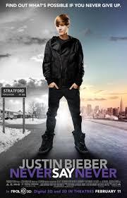 Justin Bieber: Never Say Never - Legendado
