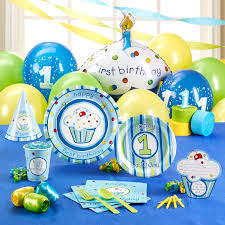 1st Birthday Decoration Ideas At Home 1st Birthday Party Supplies Boy Image Inspiration Of Cake And
