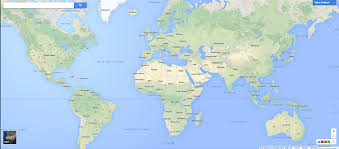 Diagram Of The World Map by Diagram Of Google Map Of The World With Roundtripticket Me