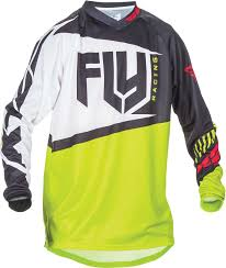 black motocross jersey 2017 fly racing f 16 jersey mx atv motocross off road dirt bike