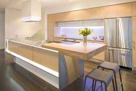 Kitchen Cabinets Long Island by Kitchen Minimalist Kitchen With Long Island And White Thick