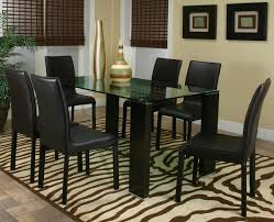 Black And White Dining Room Chairs Cozy Dining Room Black Also White Dining Room Set Curtain