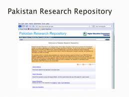 Pakistan reseach repository phd thesis   report    web fc  com