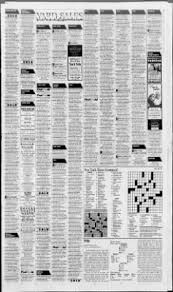 belgian sheepdog crossword clue the baltimore sun from baltimore maryland on august 26 1999