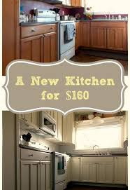 How To DIY A Professional Finish When Repainting Your Kitchen - Can you paint your kitchen cabinets