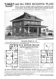 an advertisement for a foursquare house 1918 foursquare duplex