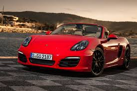 2013 porsche boxster reviews and rating motor trend