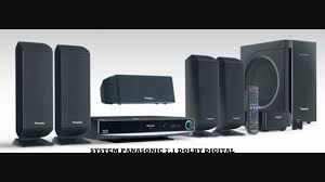 7 1 home theater system dolby digital truehd panasonic sc bt100 master 7 1 audio