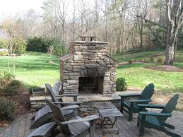 home decor outdoor fireplace and patio designs 24 fireplace patio