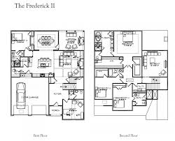 Elevation Symbol On Floor Plan The Frederick Ii The Providence Group