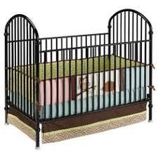 dream on me sophia posh circular crib in white nursery