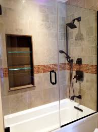 pictures of small bathroom remodels with stylish mosaic tile