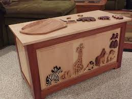 Easy To Make Wood Toy Box by Raised Panel Noah U0027s Ark Toy Chest Toyboxes Pinterest Toy Box
