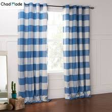 Custom Made Kitchen Curtains by Popular Blue Kitchen Curtains Buy Cheap Blue Kitchen Curtains Lots
