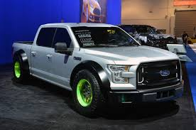 Ford Ranger Drift Truck - 2015 ford f 150 customs sema 2014 photo gallery autoblog