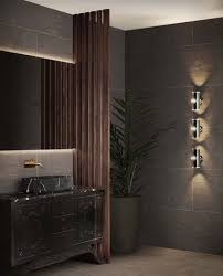 the most glorifying wall mirrors for your bathroom design