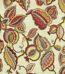 home decor print fabric waverly fantasy fleur fiesta joann