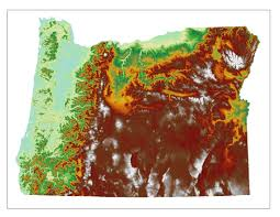 Oregon Map by Oregon Wild Map Gallery Oregon Wild