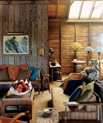 rustic country decor of living room with hardwood walls also rustic country decor of living room with hardwood