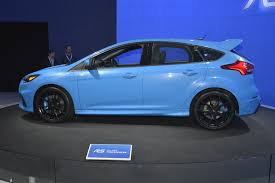 Ford Focus Colours Everything You Need To Know About The 2016 Ford Focus Rs