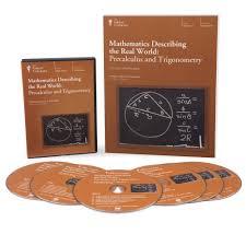 amazon com mathematics describing the real world precalculus and