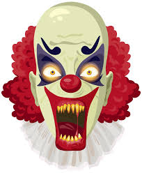 halloween background png scary clown png clipart image gallery yopriceville high