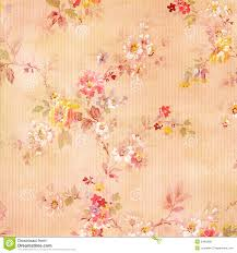 Shabby Chic Pink Wallpaper by Shabby Chic Antique Floral Wallpaper Background Stock Photos U2013 126