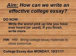 free essay samples for college College Essay Essentials  A Step by Step Guide to Writing a Successful College