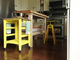 Kitchen Carts On Wheels by Kitchen Island Inspirational Vintage Kitchen Cart Plans Island