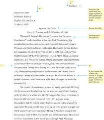 Example Annotated Bibliography San Domenico School